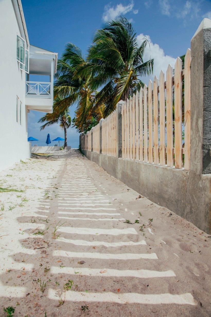 Anguilla Hurricane Shoal Bay Villas
